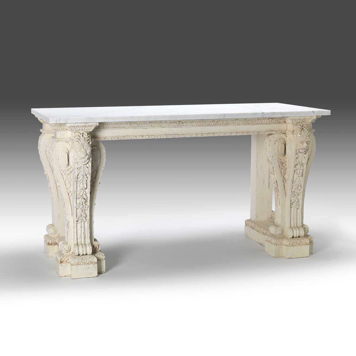 An English George II Designed Table